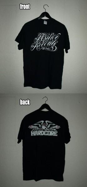 T-Shirt - HARDCORE ADLER